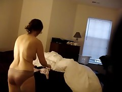 Hot WIFE Spied Dressing