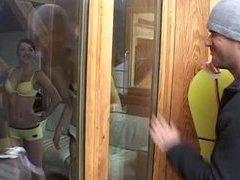 UK PORN Chalet Girl Scene 3