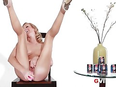 Hot G Vibe Interview Sexy Blonde Pornstar Brett Rossi