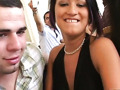 Boy-Friends and gals on sex party