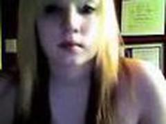 Classic web cam girl !