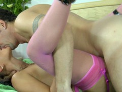Paula&Marcus nylon pair in action