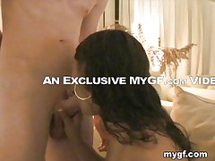 enchanting gina shares the cock with her friend