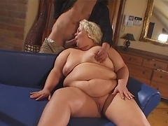 Get willing to be flabbergasted by this fat and alluring blonde bitch...