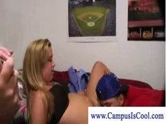 College legal age teenager slut in some dorm fuck joy