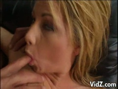 Breasty brooke haven acquires some lovin'