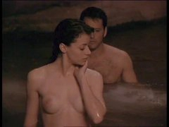 Mia Sara - Dark Day Blue Night (Nude) compilation