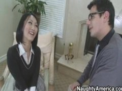 Hawt Asian School Fucks Her Teacher
