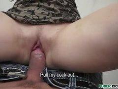 Rampant babe loves getting her juicy moist slot slammed