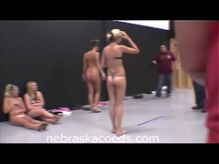 Bubba radio show naked work outs with college coeds