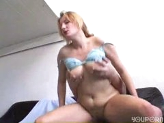 Real German Girl Gets Fucked