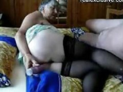 Grandpa And Grandma (75 Years )