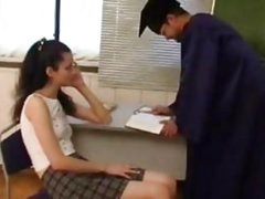 Pervert Teacher Abase His Pretty Student
