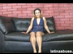 Lazy Latina Whore