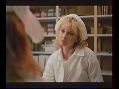 Nurses Of Pleasure (1985) FULL VINTAGE Movie scene