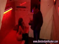 Real euro prostitute blowjob amateur