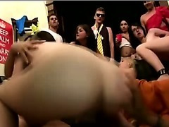 Real college hot bitches acquire drilled