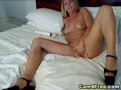 Hot Blonde Unfathomable Masturbation HD