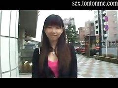 Horny Japan University Girl