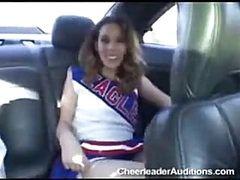 Innocent Cheerleader!