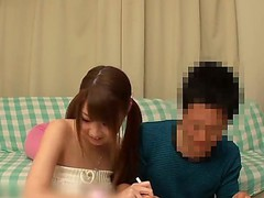 Crazy Japanese tutor penetrates sweet pupil whose name is Hitomi Kitagawa