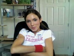 Teen Webcam Girl at home
