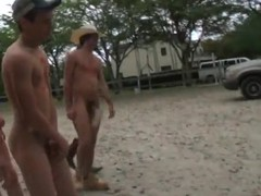 Priceless farm boys are having fun running around and having great sex