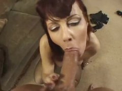 Sensational fucking of this wicked cougar slut