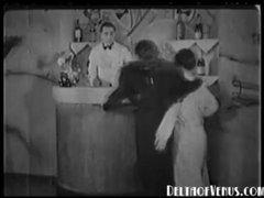 Vintage 1930s Porn - FFM Trio