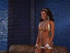 She has perky tits and rides dick hard